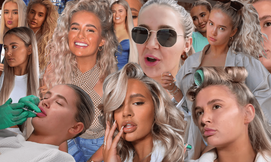 Why did Molly-Mae become a beloved influencer for some people of colour in 2020?