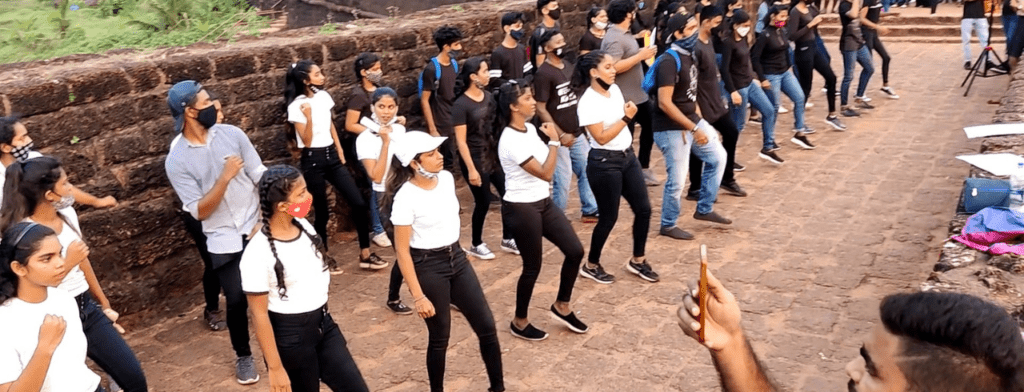 How a South African dance craze became the battlesong of the fight to save Goa from destruction