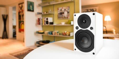 Aktive drahtlose Lautsprecher