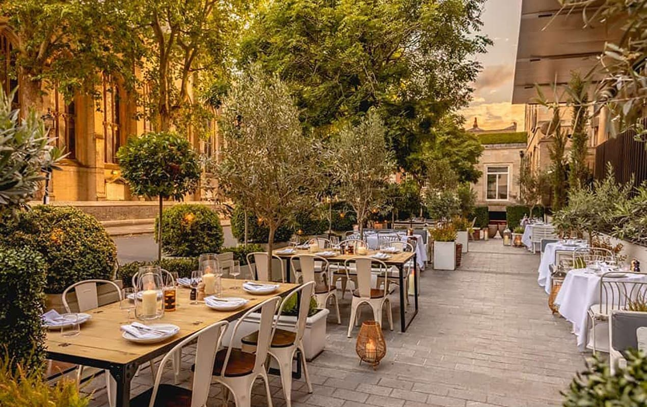 The dreamiest al fresco restaurants to soak up the sun now that London has reopened