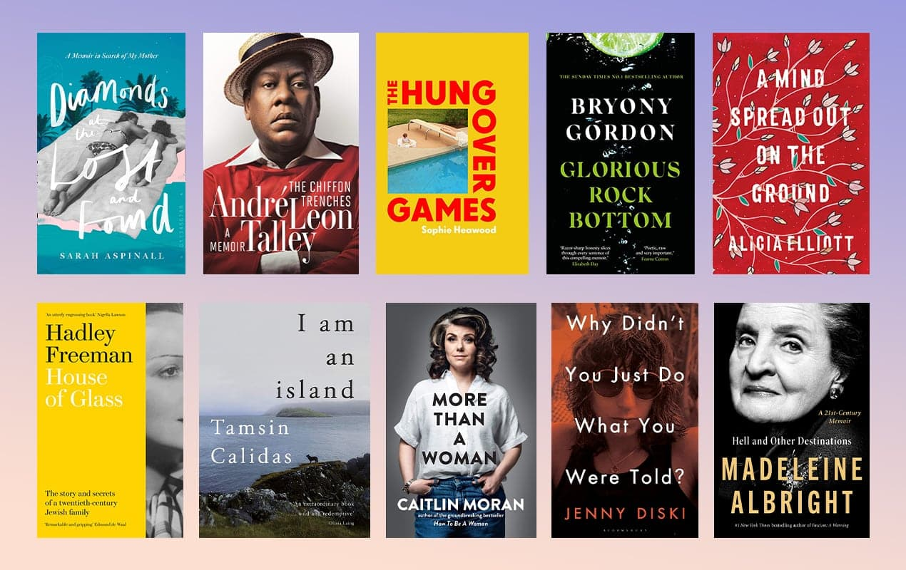 The best memoirs of 2020: Broaden your perspective with these must-read books