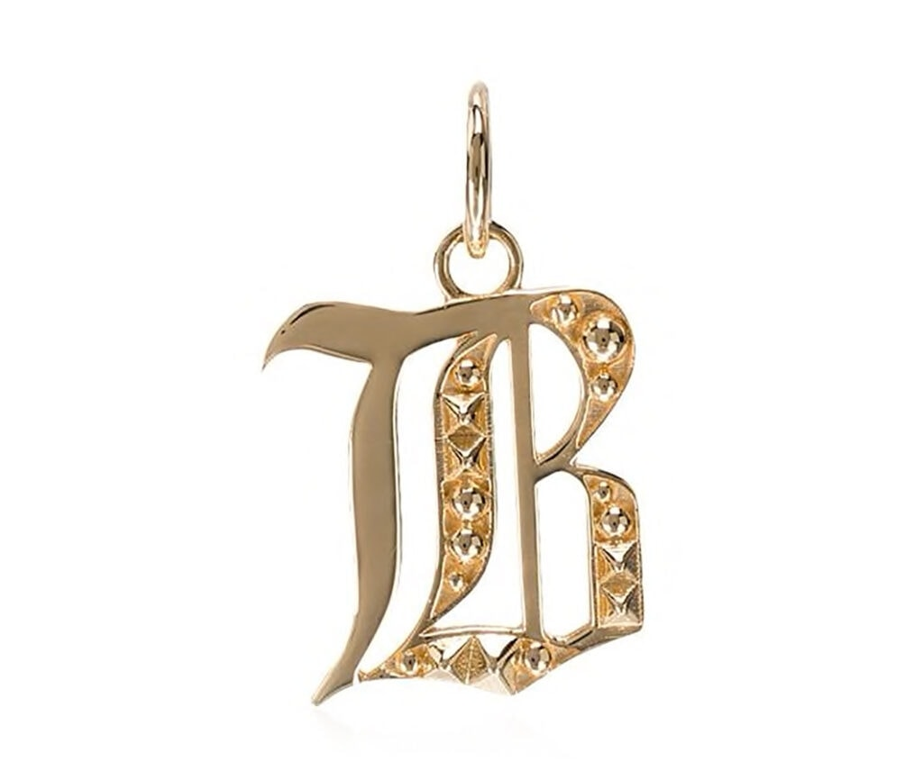 The best personalised initial jewellery to gift yourself or a loved one this Christmas
