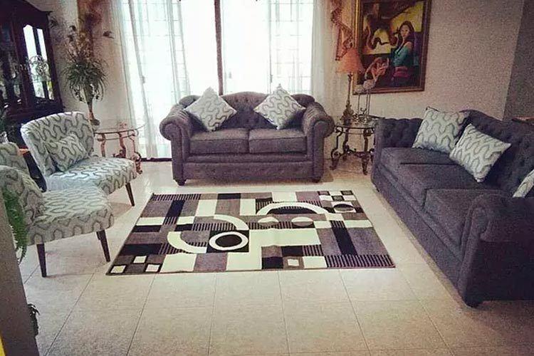 combinacion de muebles para salas sencillas