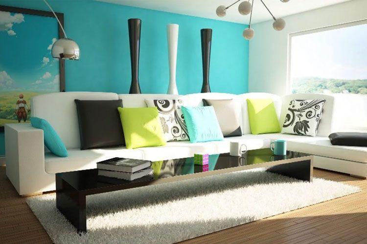 decorar una sala sencilla