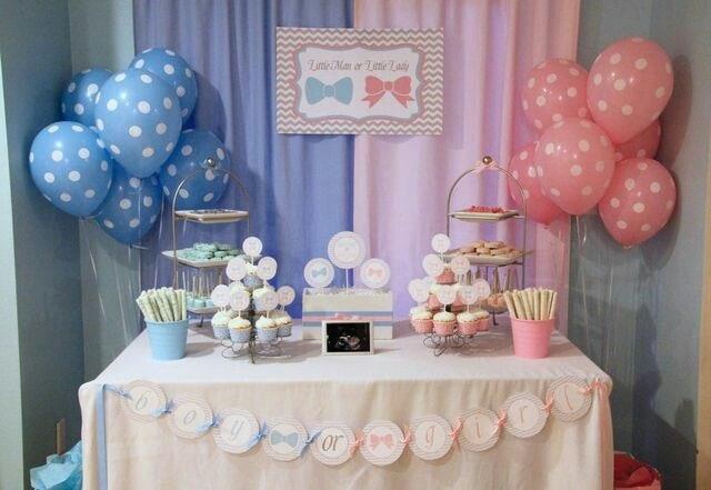ideas para baby shower