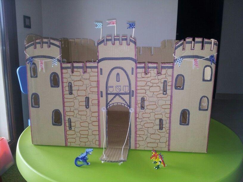 Castillo de carton