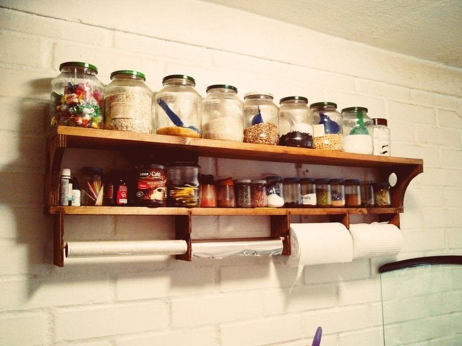 ideas para cocina pequeña