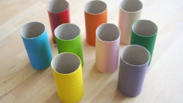 manualidades con papel higienico