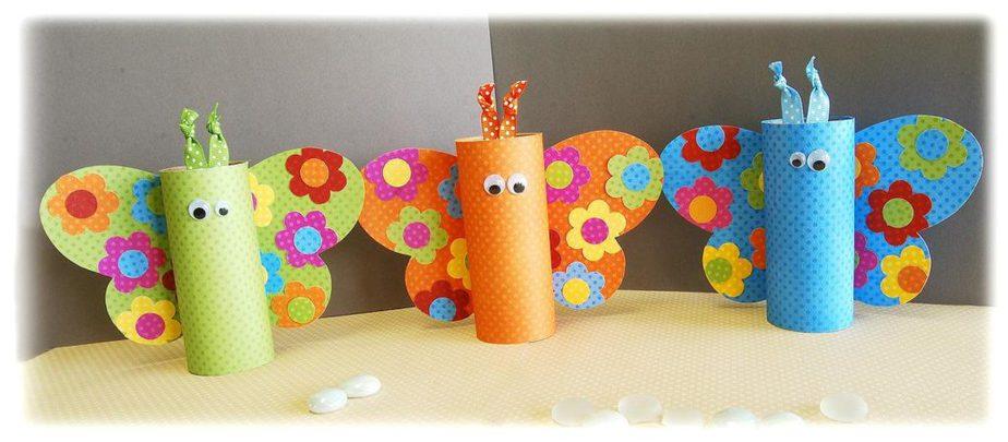 mariposas-con-tubo-de-carton
