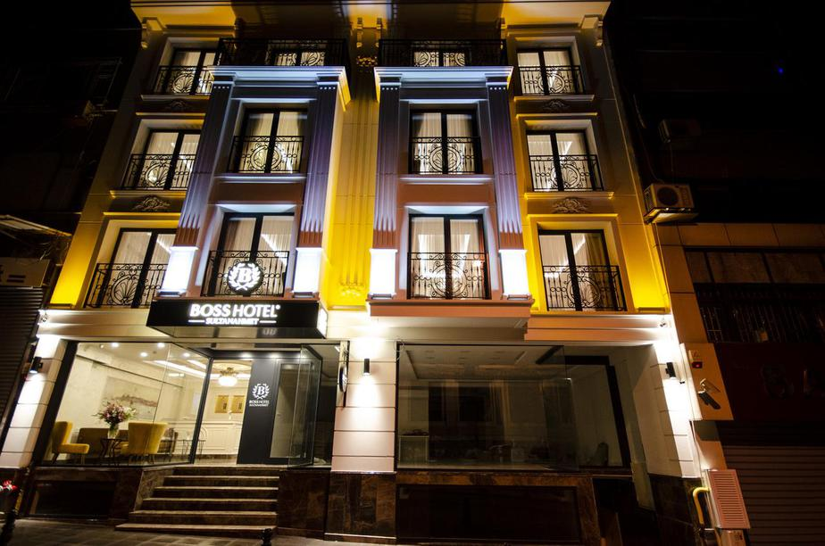 Boss Hotel Sultanahm