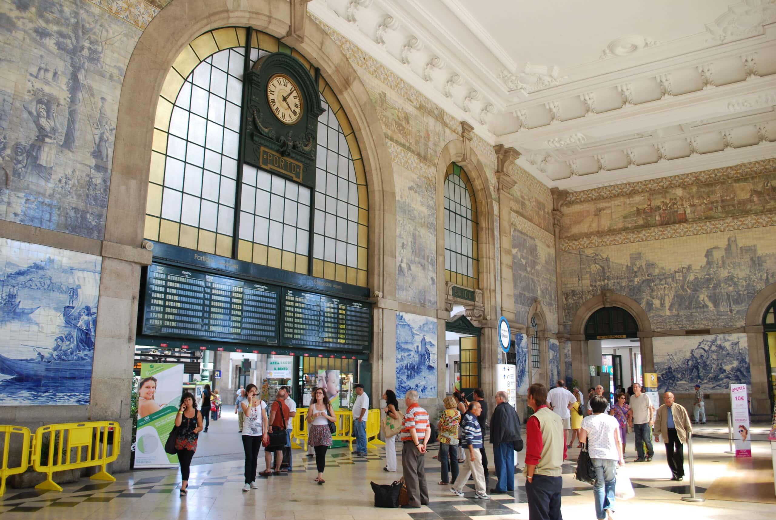 Estación de tren de San Bento