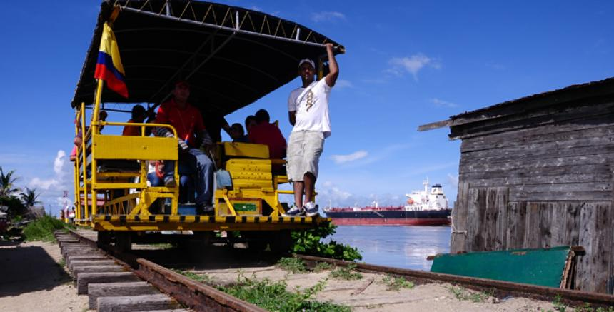 Tren de Bocas de Ceniza