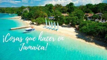que hacer en Jamaica