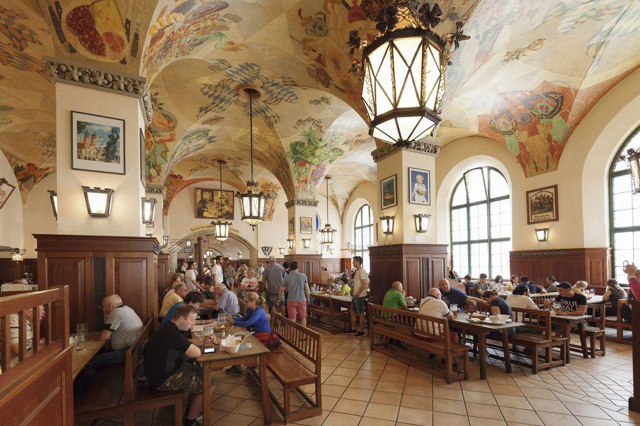 Restaurant Hofbrauhaus