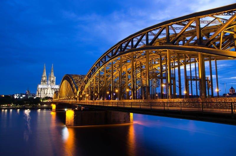 puente de Hohenzollern