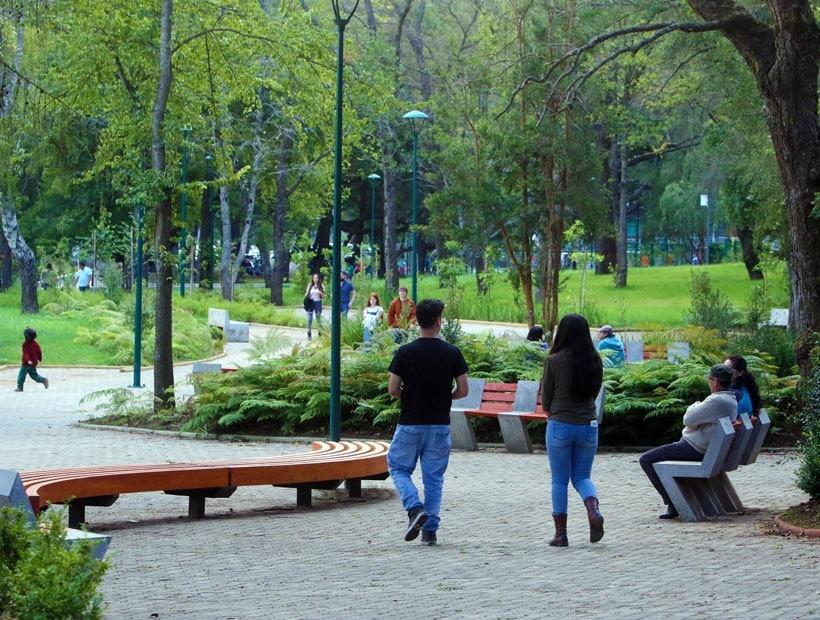 parque cuarto centenario
