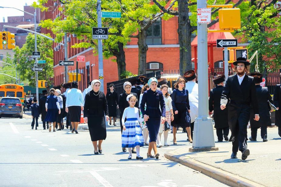 Judios Ortodoxos en Williamsburg