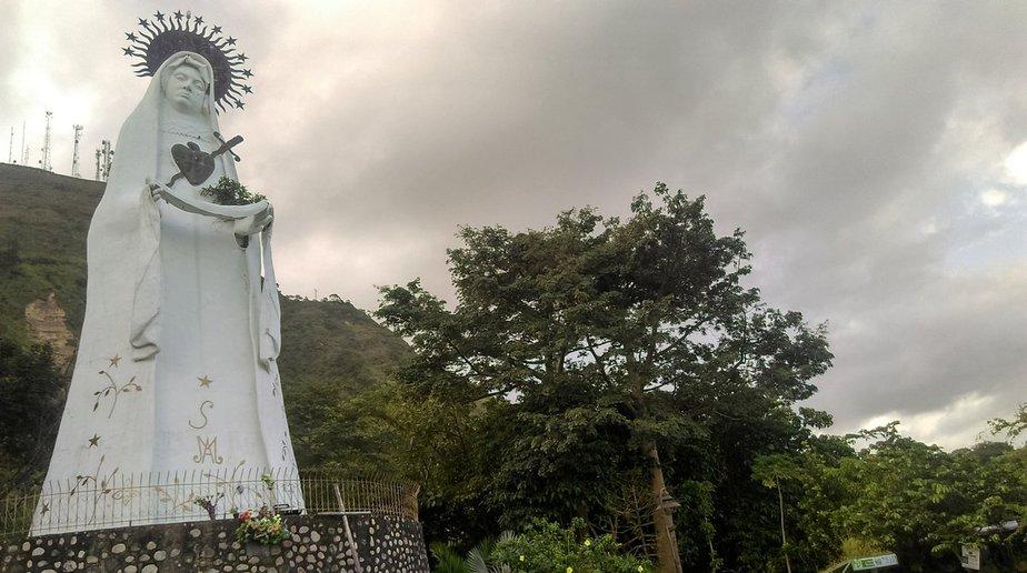 Mirador Virgen de Manare