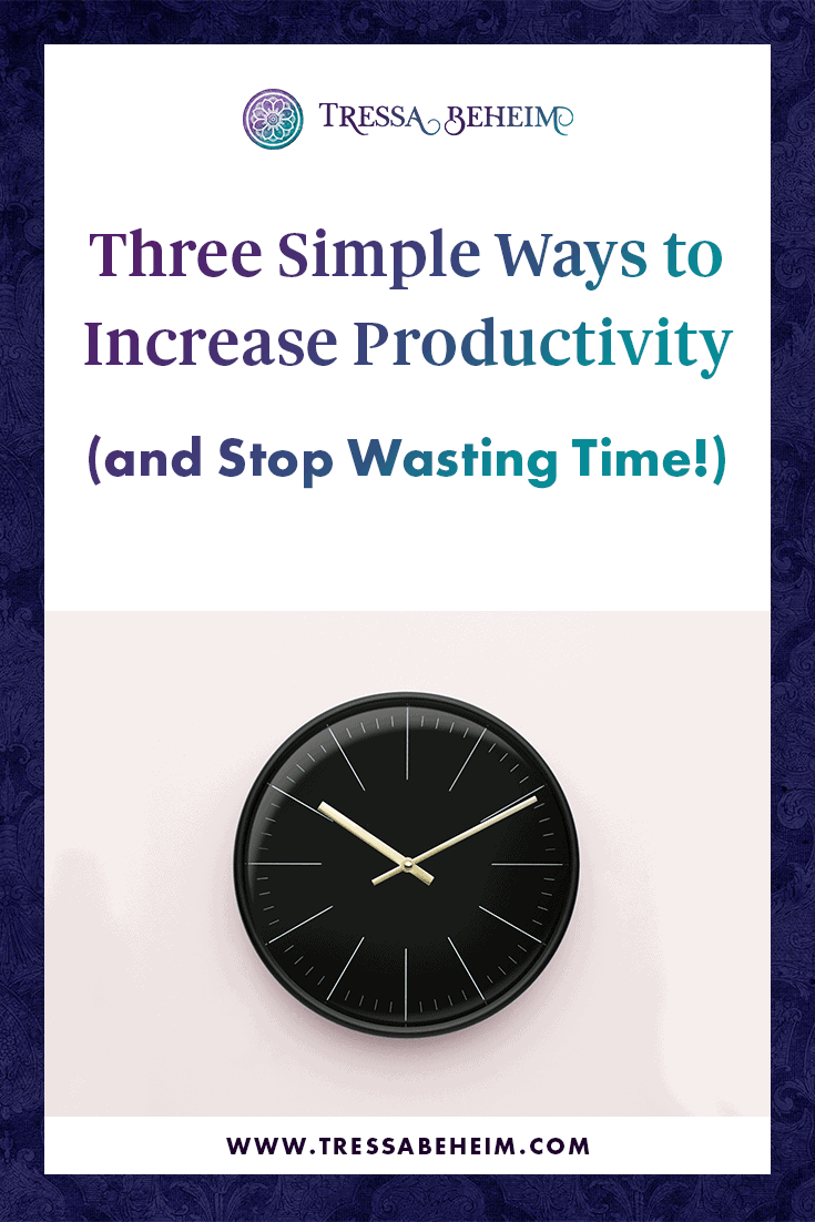 If you're looking for more ways to get things done, it may be time to hone in on ways to increase productivity. Here's how to get started.