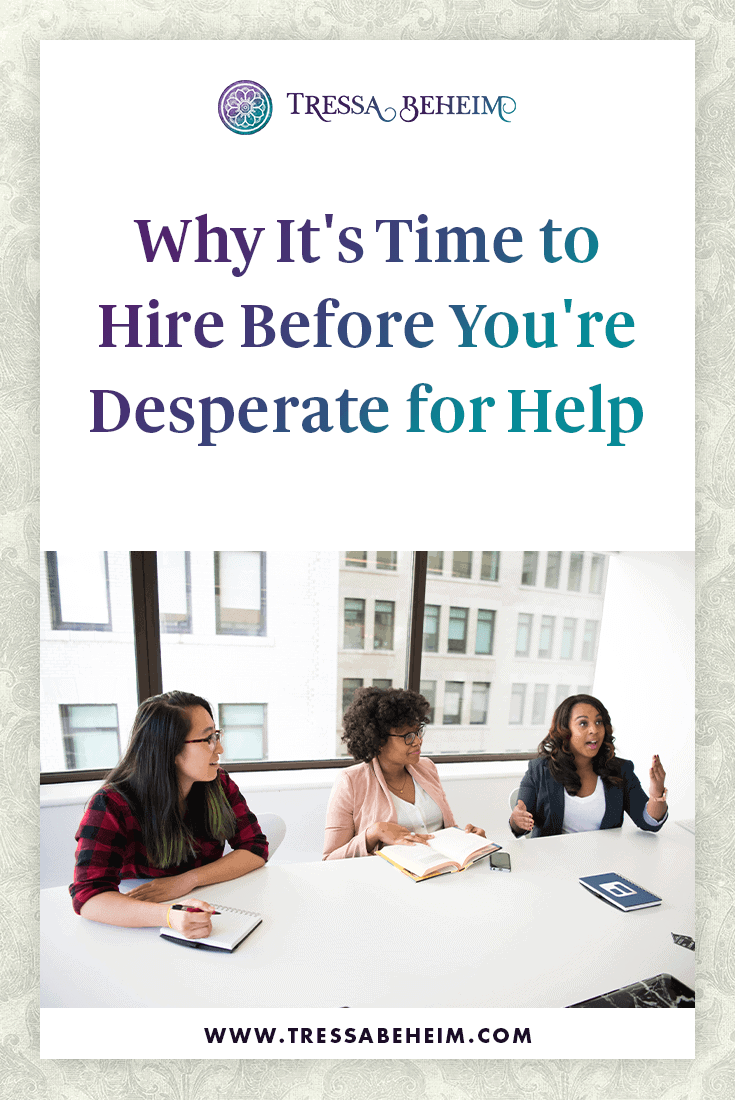 If your business is growing, it may be time to look at expanding your team. Here's how to figure out if it's time to hire.