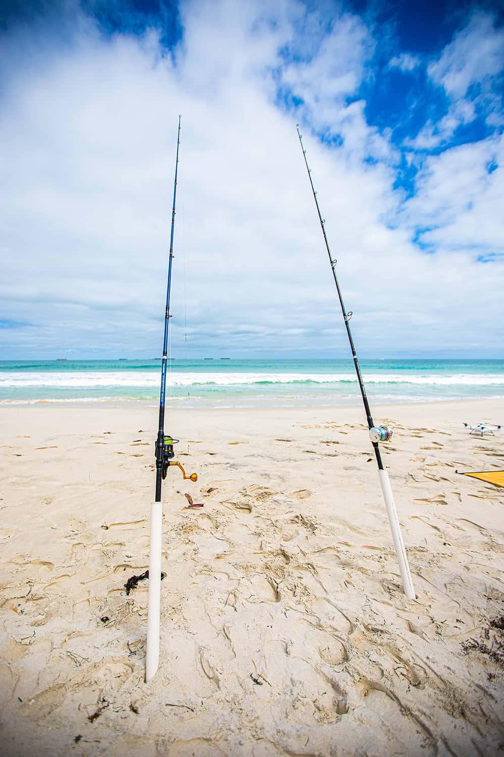 Oannes Drone Fishing Rods