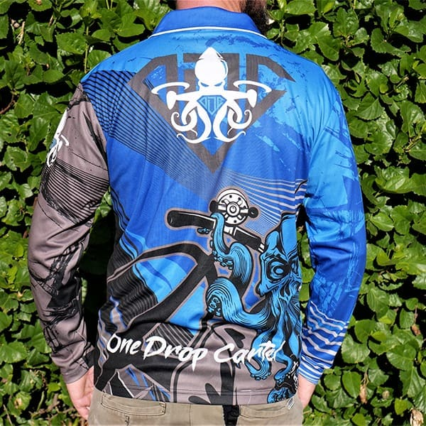 ODC Sublimated Polo - Dr One Drop