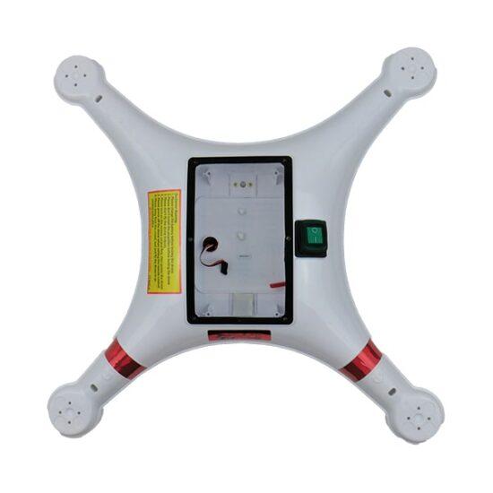 Waterproof Drone for Fishing Poseidon Pro Bottom Plastic Shell