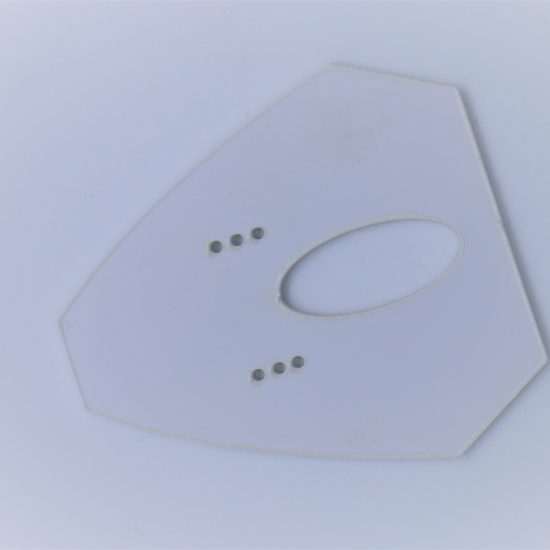 Cuta Copter EX-1 Camera Mounting Plate