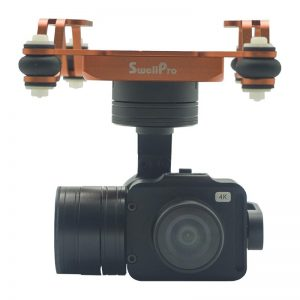 Swellpro GC3-S Waterproof 3-Axis Gimbal 4K Camera for SplashDrone 4
