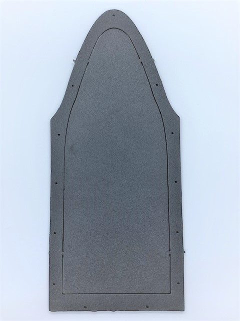 Cuta Copter TRIDENT canopy seal