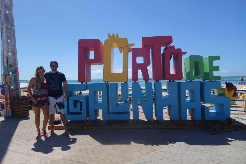 Quanto custa viajar para Porto de Galinhas