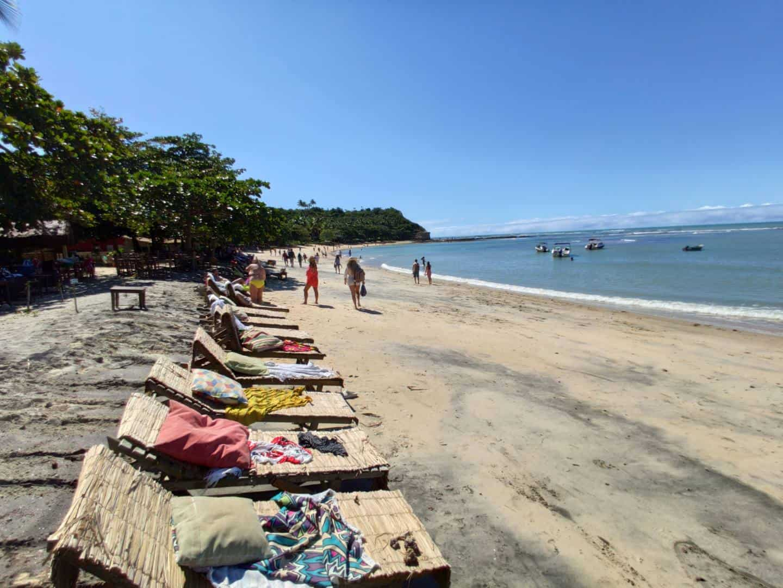 Praia de Arraial d'ajuda