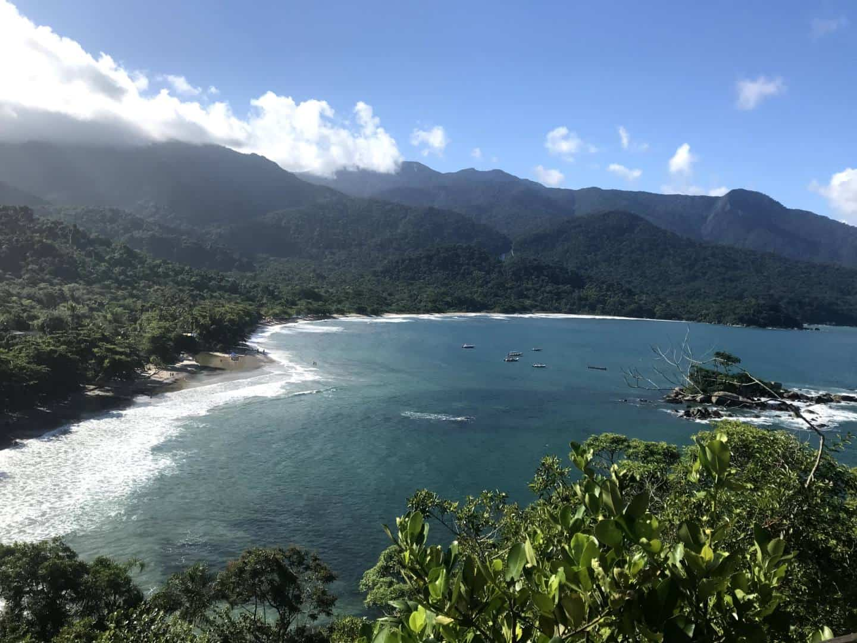 Mirante da Praia de Castelhanos