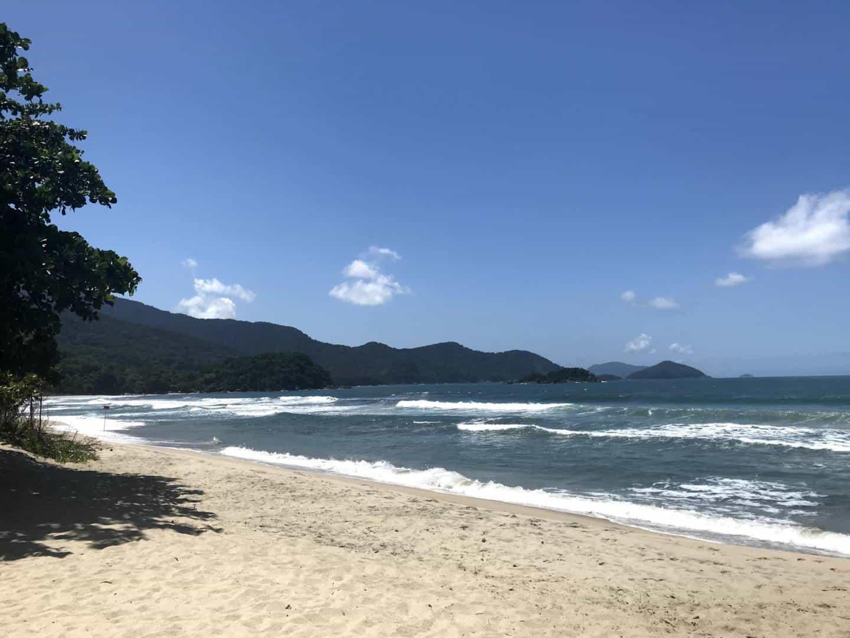 Praia do Pereque Ilhabela