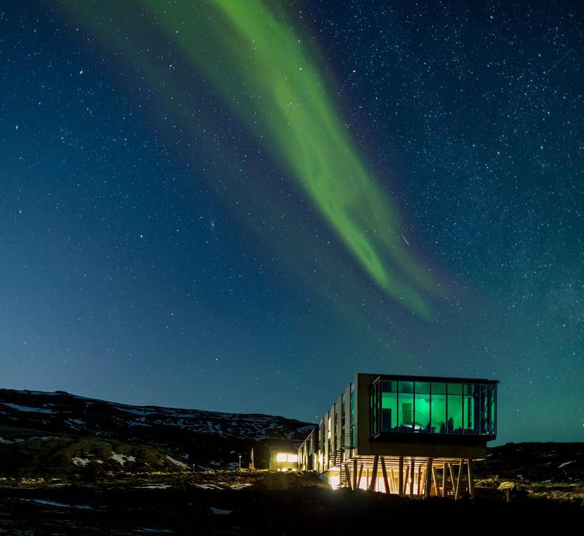 Onde ficar na Islândia e ver a aurora boreal