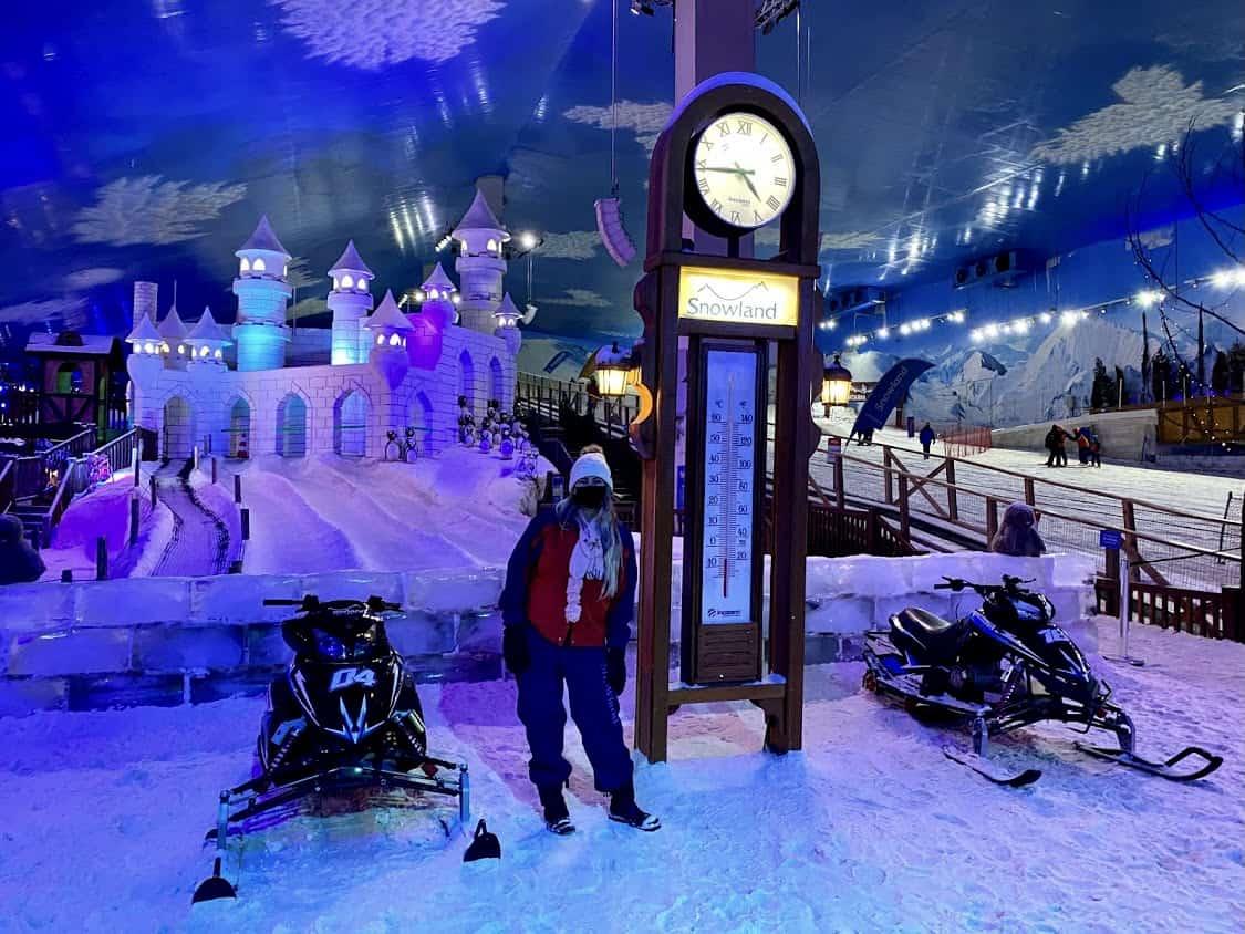 O que fazer na Snowland em Gramado