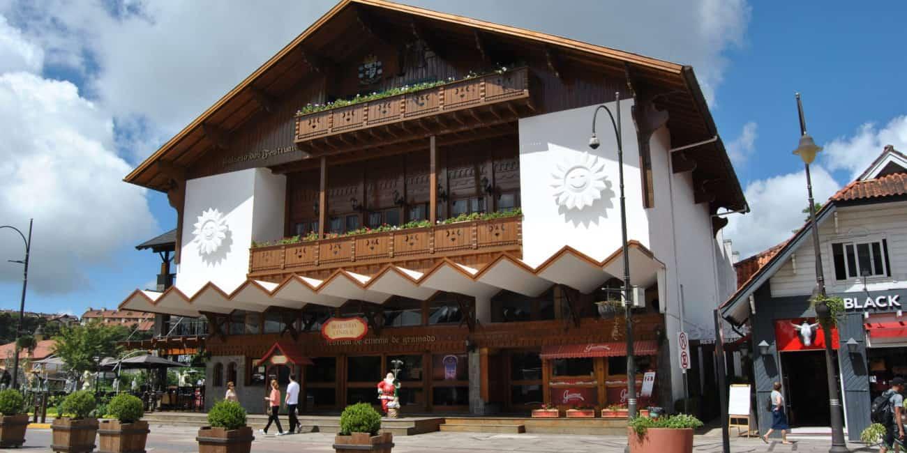 Palácio dos Festivais Gramado: Festival de Cinema de Gramado