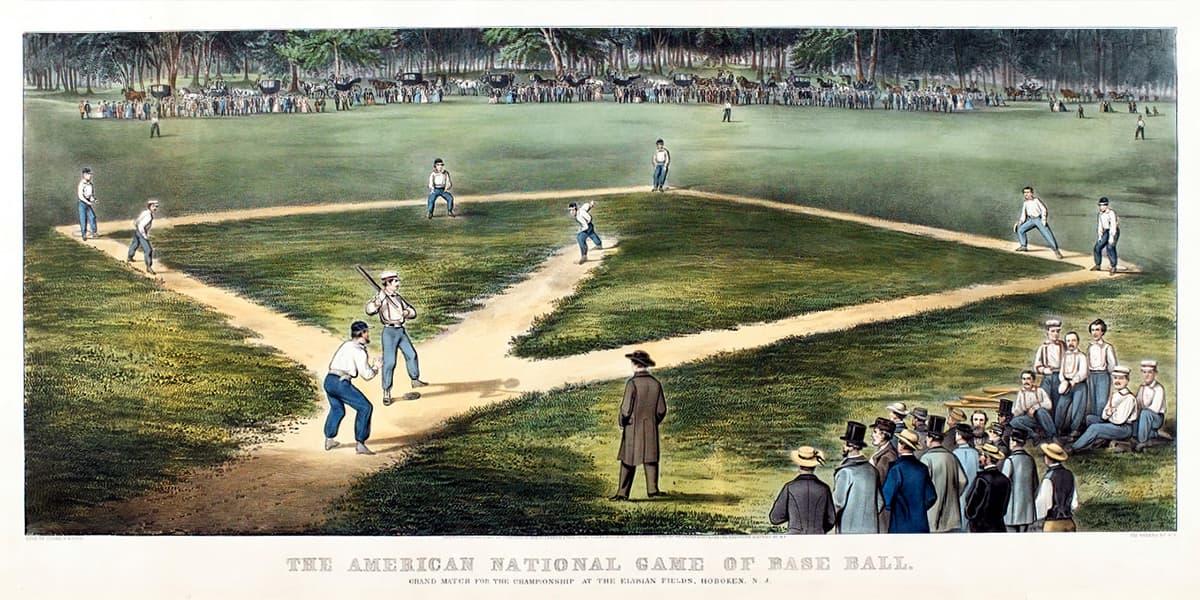 Baseball: un diamante e nove inning