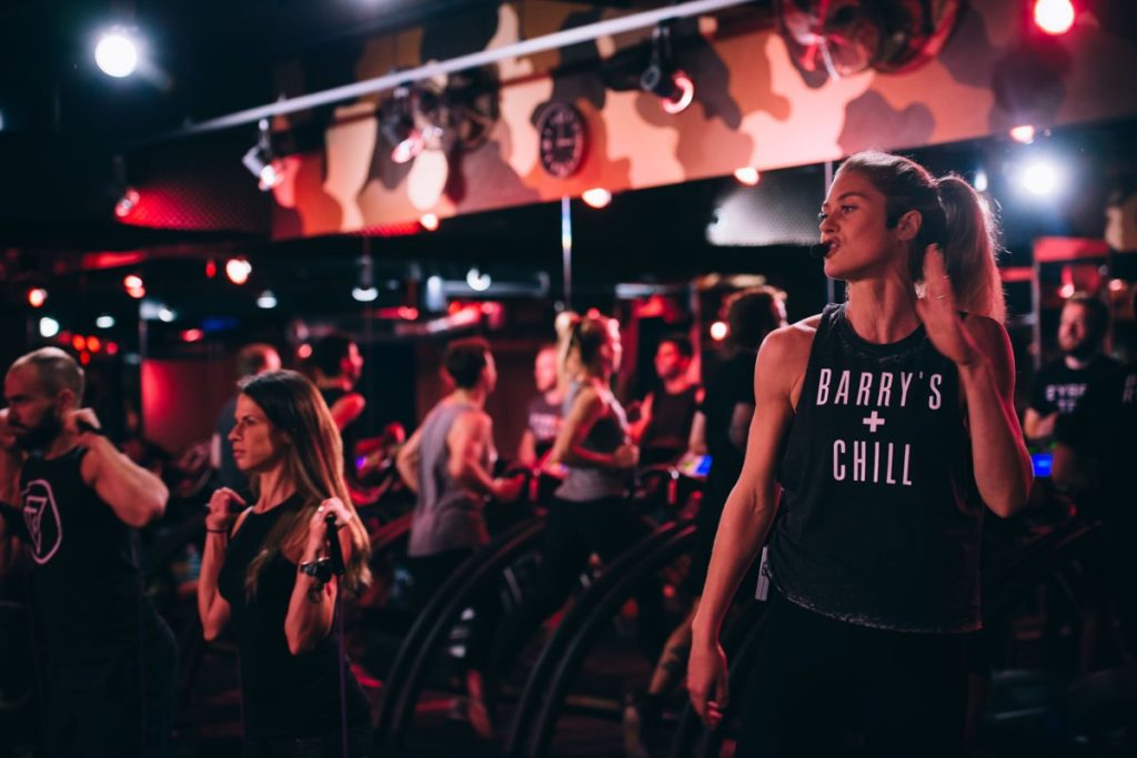 Barry's Bootcamp West
