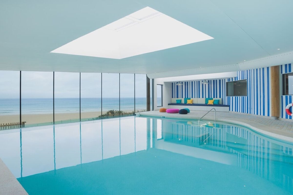 Hotels In Devon And Cornwall - Watergate Bay
