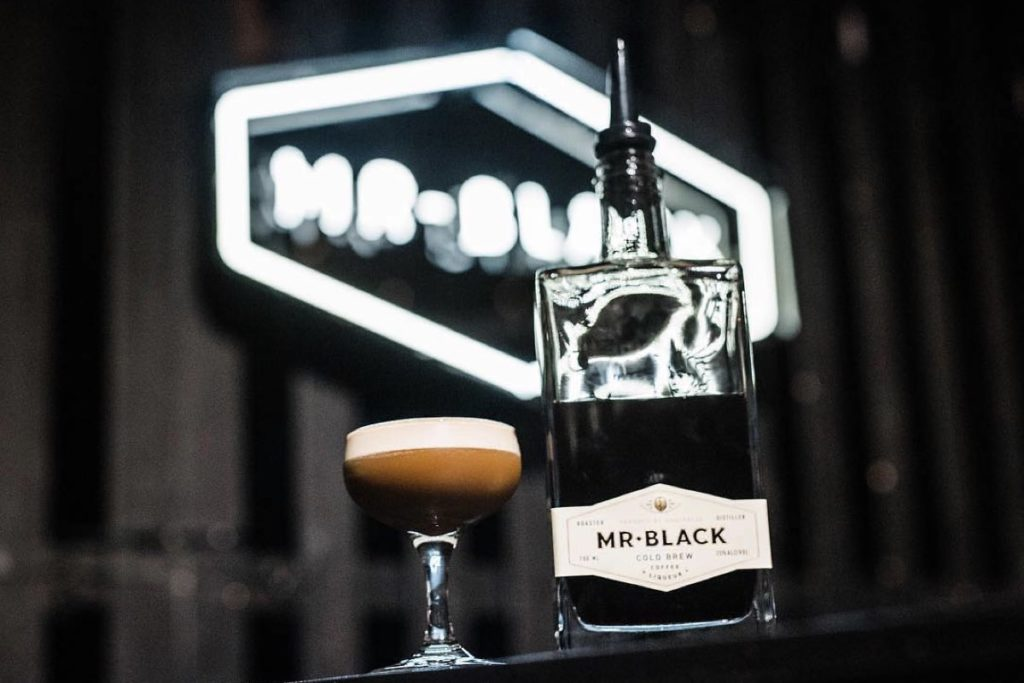 Five ways to enjoy Mr Black Cocktails