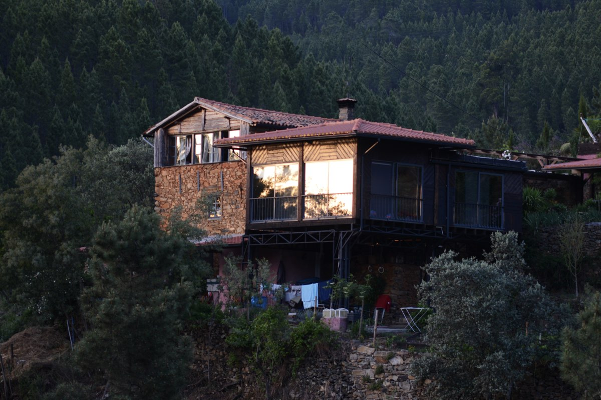 Vale de Moses, Amieira - best places to visit in Portugal for an active holiday