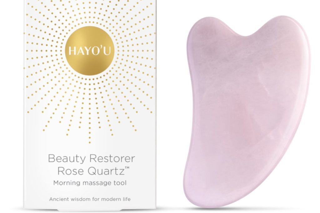 Hayo'u Method's Rose Quartz Beauty Restorer, £38