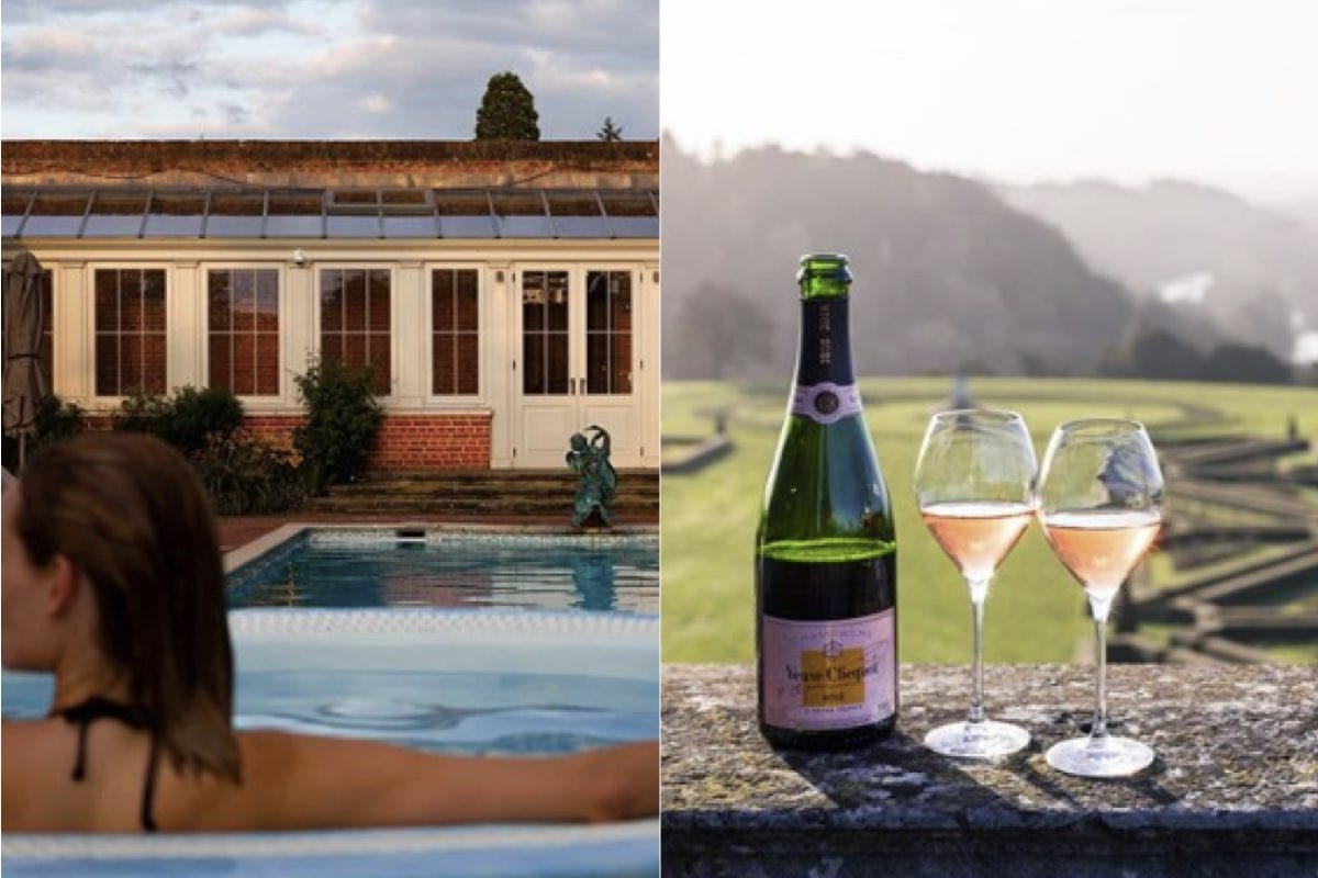 Best UK spas to visit that are just one hour away from London
