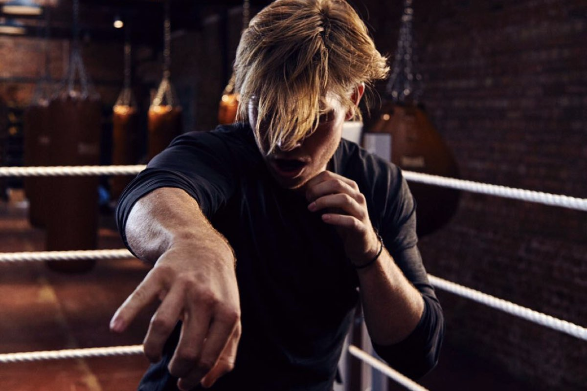 Why is boxing good for anxiety?