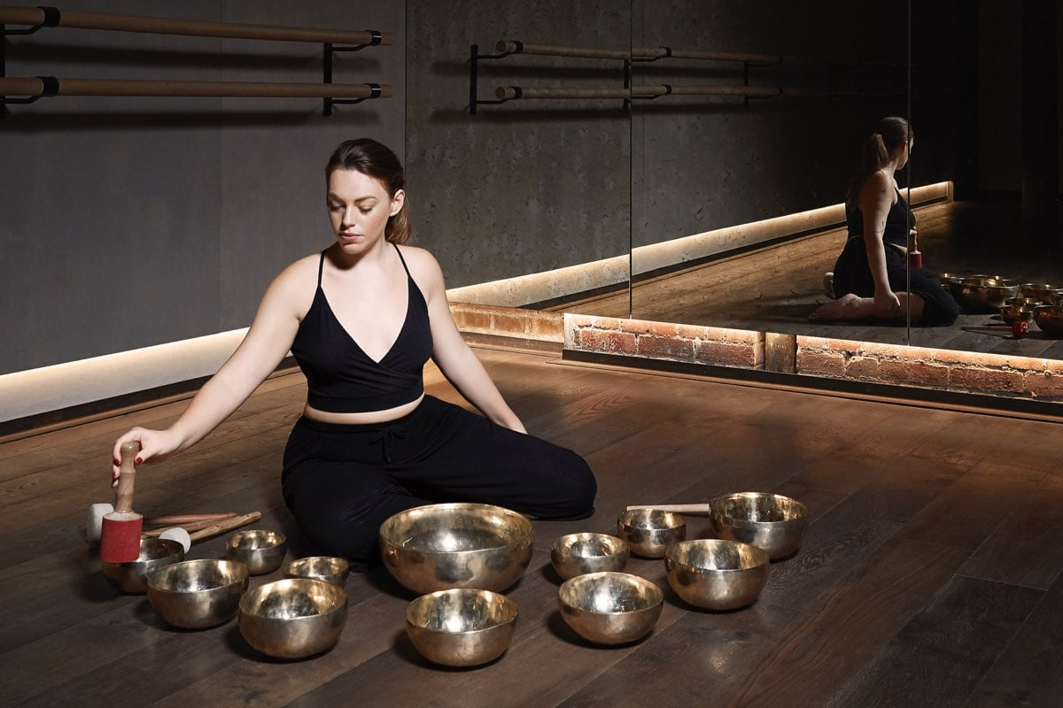 The best sound baths in London