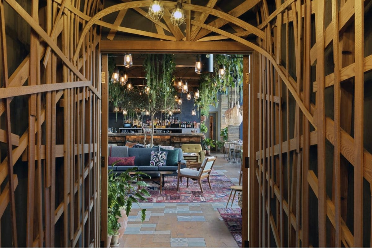 A stay at Treehouse London
