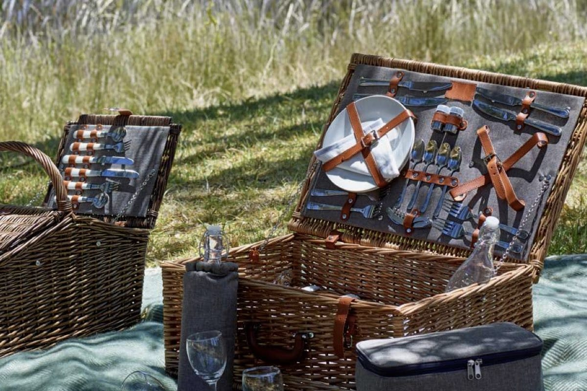 best hampers for an outdoor picnic