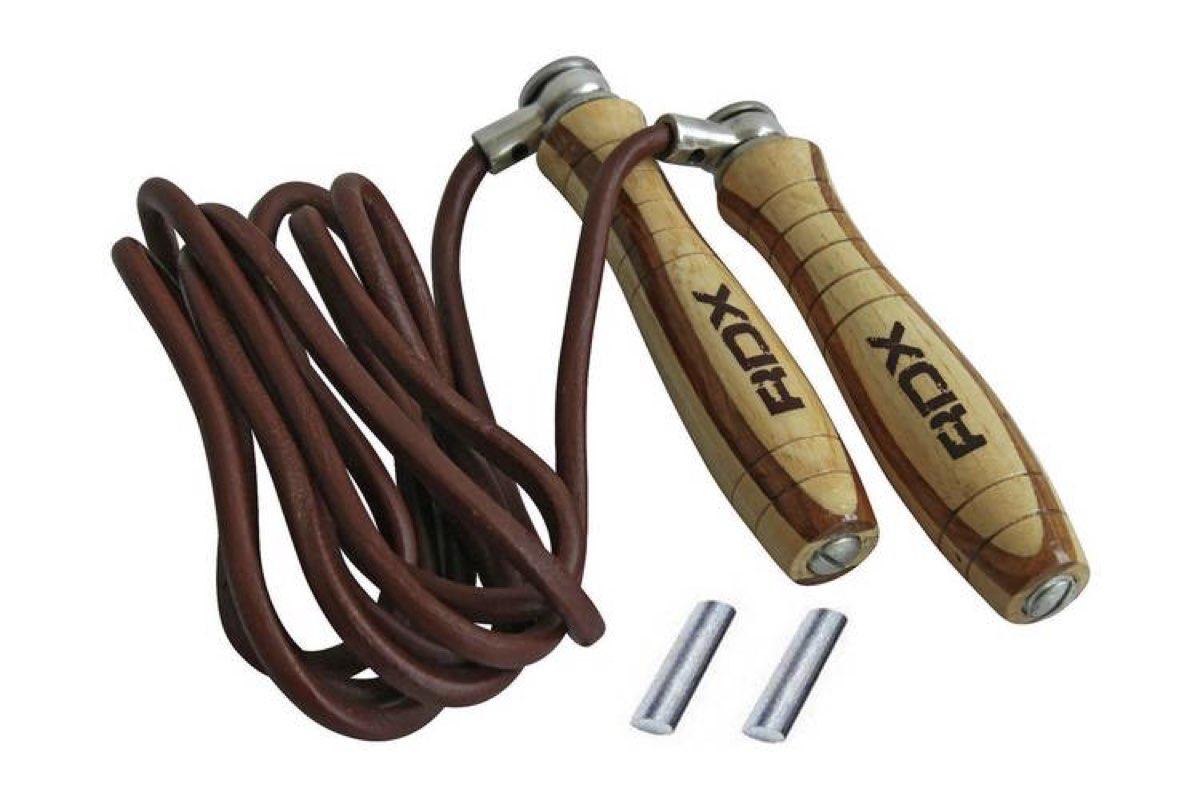 RDX Speed Jump Skipping Rope - best home gym equipment