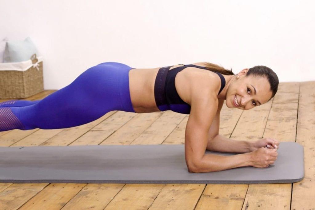 Jennis Home workout